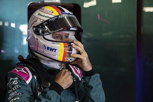Vettel broni Russella