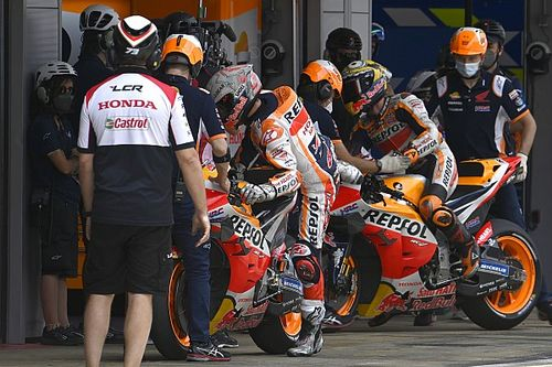 MotoGP: Márquez não crê em concessões para a Honda em 2022 e aposta em pódio da equipe em 2021