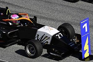 Silverstone W Series: Powell leads Chadwick in Friday practice