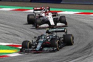 Raikkonen y Vettel dan su versión del absurdo accidente en Austria