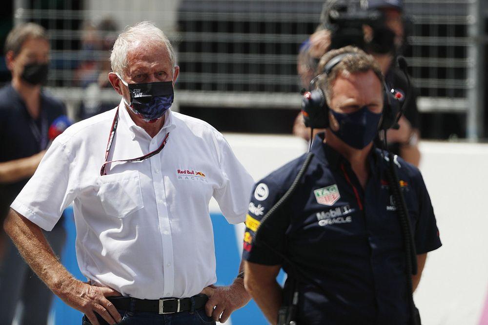 Marko, Honda motoruyla ilgili söylentileri yalanladı