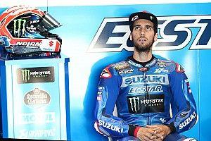 Rins Tak Sangka Tembus Empat Besar FP2 MotoGP Jerman