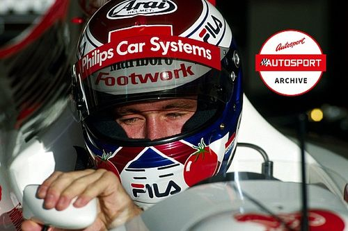 Archive: How a standout test launched the Verstappen name into F1