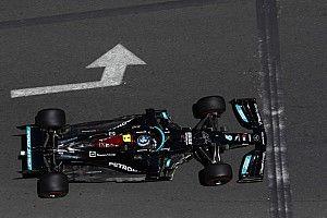 """Hay algo """"fundamentalmente mal"""" en el Mercedes en Bakú"""
