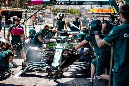 """Pirelli : """"Plus d'action"""" à Bakou grâce aux pneus tendres"""