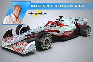 """Piola: """"La F1 2022 punta sulla semplificazione aerodinamica"""""""