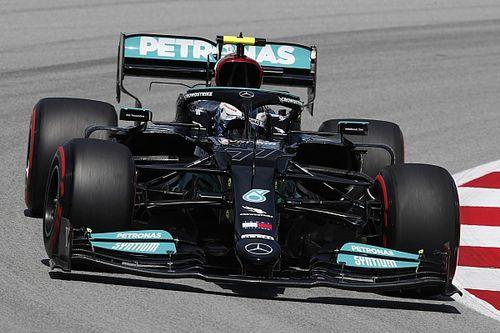 İspanya GP 1. antrenman: Bottas, Verstappen'in 0.033 saniye önünde lider