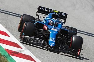 """Alpine: Ocon """"a significantly improved driver"""" in 2021"""