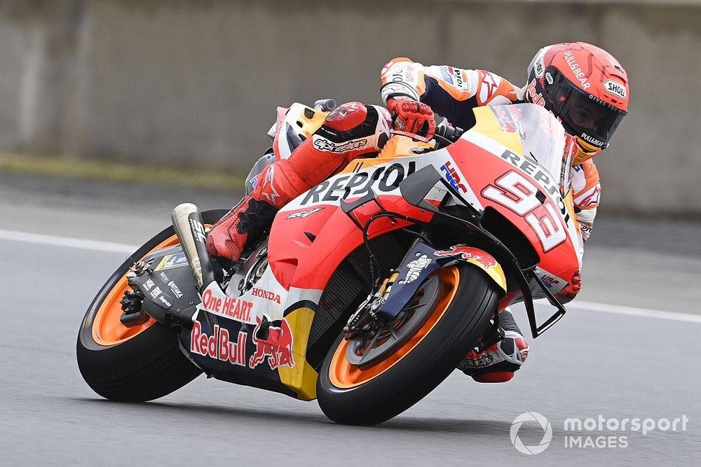 Marquez: az első sorokból indulni a legtöbb, amiről álmodhattam