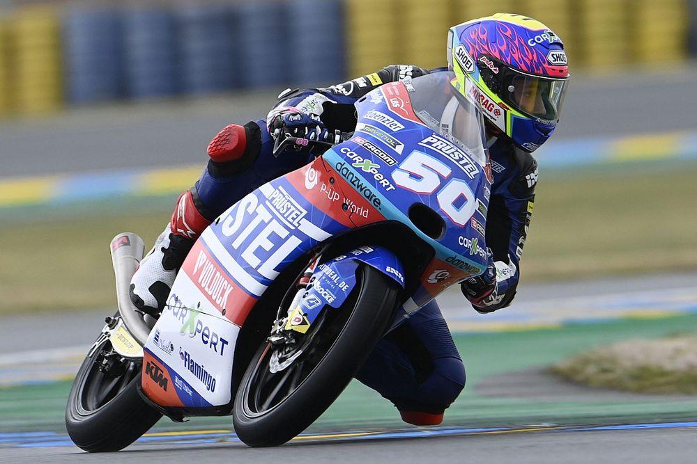 イタリアGPで事故死したジェイソン・デュパスキエ使用のゼッケン番号50、Moto3の永久欠番へ