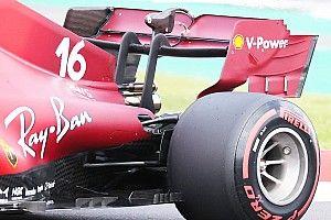 Ferrari: promosso il fondo con i tre generatori di vortice