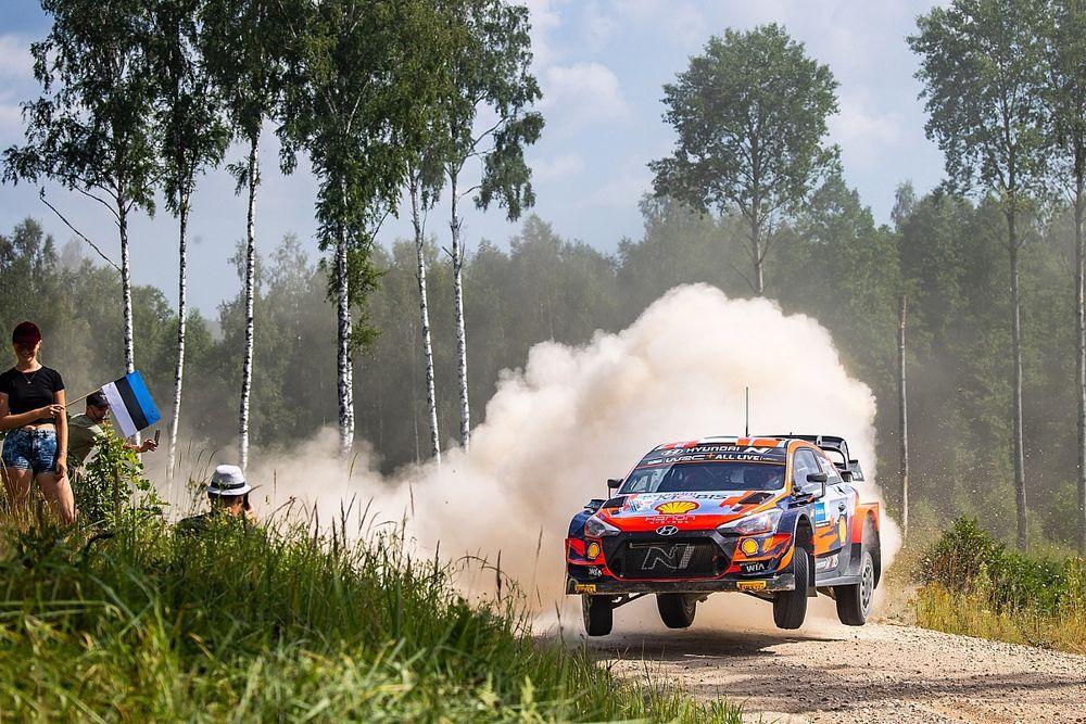 """Tänak et Hyundai devront """"tout donner"""" pour battre Toyota en Finlande"""