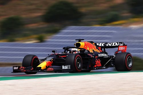 F1 Portuguese GP: Verstappen beats Hamilton to top spot in FP3