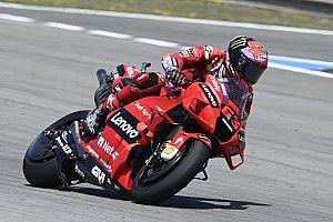 """Bagnaia non ha dubbi: """"La Ducati è la moto migliore"""""""