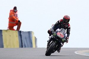 "Quartararo: MotoGP tyre warm-up a ""total disaster"" at Le Mans"