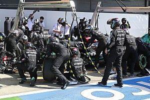 Mercedes не стал менять крыло после аварии Хэмилтона: почему?