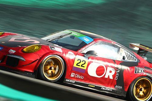 Porsche GT3 Cup: Caio Castro brilha em Interlagos e vence pela primeira vez