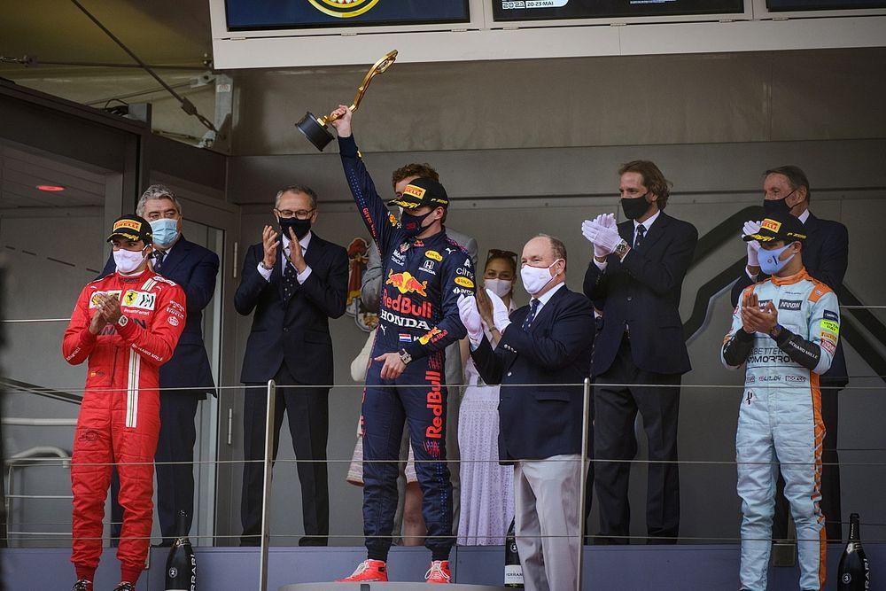 """Brawn ziet Verstappen in topvorm: """"Hij heerste in Monaco"""""""