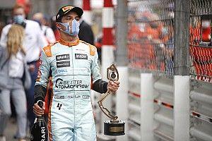Norris: no pensé que podría subir al podio en Mónaco