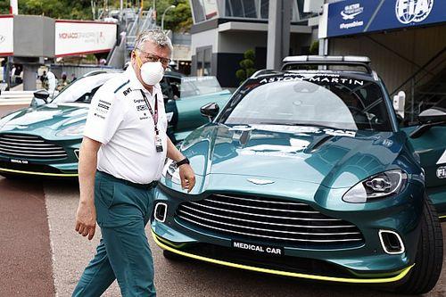 Performa Aston Martin di Monako Hanya Kebetulan