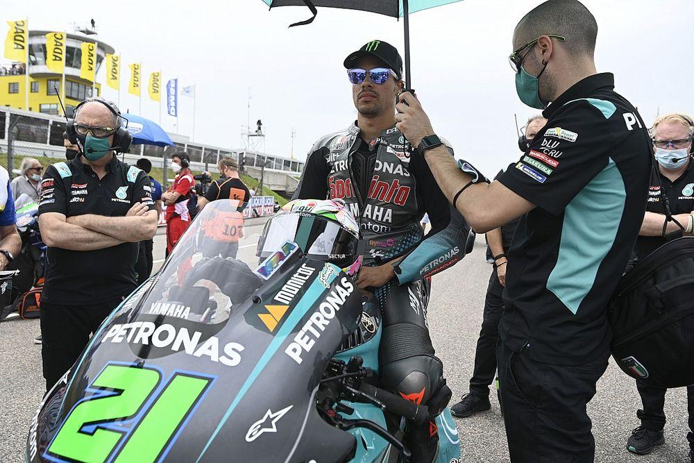 MotoGP: Morbidelli é dúvida para retorno na Áustria após férias da categoria