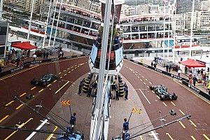 Monaco GP qualifying as it happened