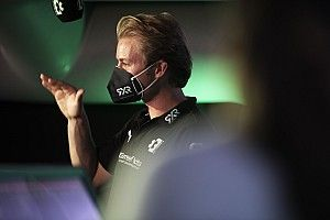 """Rosberg trying to use """"Formula 1 approach"""" for Extreme E success"""