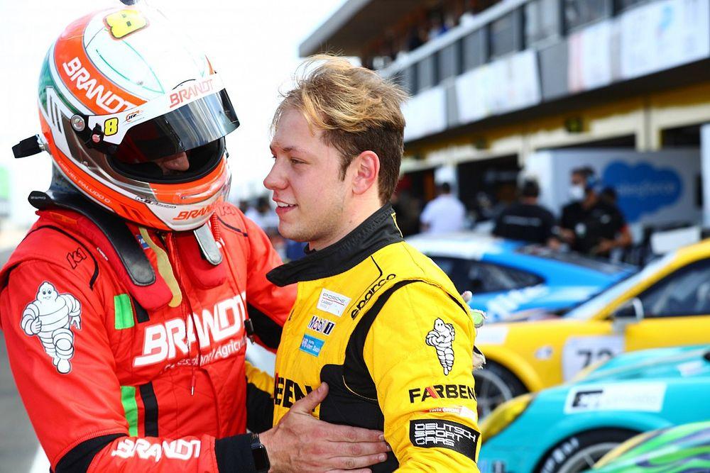 Porsche Cup: Enzo Elias reafirma compromisso de brigar por título após segundo lugar