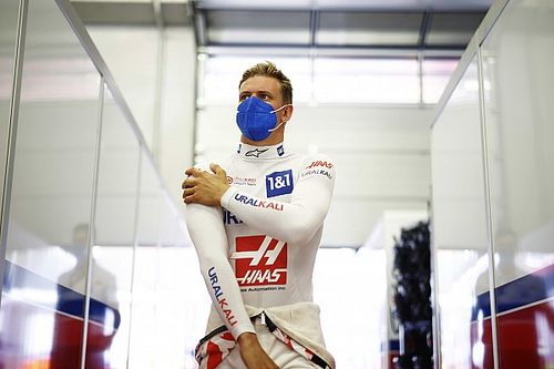 Haas only discovered Schumacher's F1 seat issues from his mother
