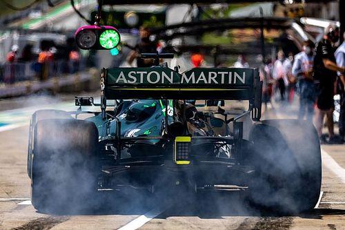 F1-teams verwachten in de knel te komen met fragiele koppelingen