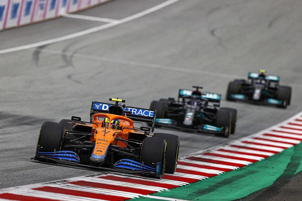 """Brown: """"McLaren için yükselmek artık daha da zor olacak"""""""