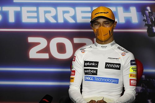 Norris: F1 penalty points should be reserved for dangerous driving