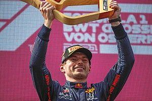 Stats Autriche 2021 - 50e podium et 1er grand chelem pour Verstappen