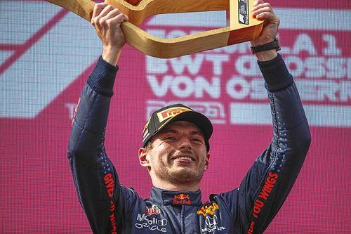 Las estadísticas del GP de Austria 2021 de F1: detalles del cambio de tendencia