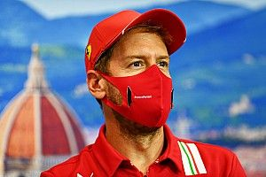 Vettel has no regrets about his time at Ferrari