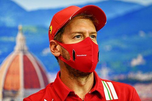 Ferrari diz que dispensou Vettel cedo para alemão achar vaga na F1