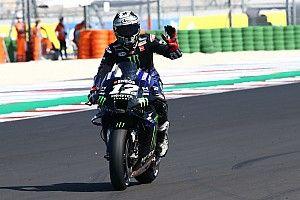 Misano MotoGP: Vinales Pole pozisyonunda, Yamaha ilk 4'te!