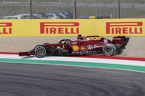 """FIA: """"Mugello'daki kaçış alanları, her yerde işe yaramaz"""""""