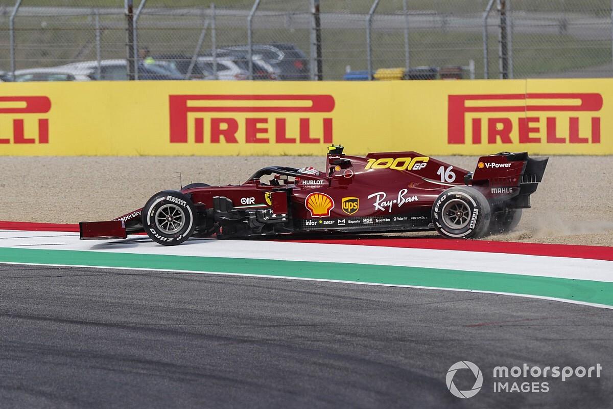 Après le Mugello, la FIA ne veut pas généraliser les bacs à gravier
