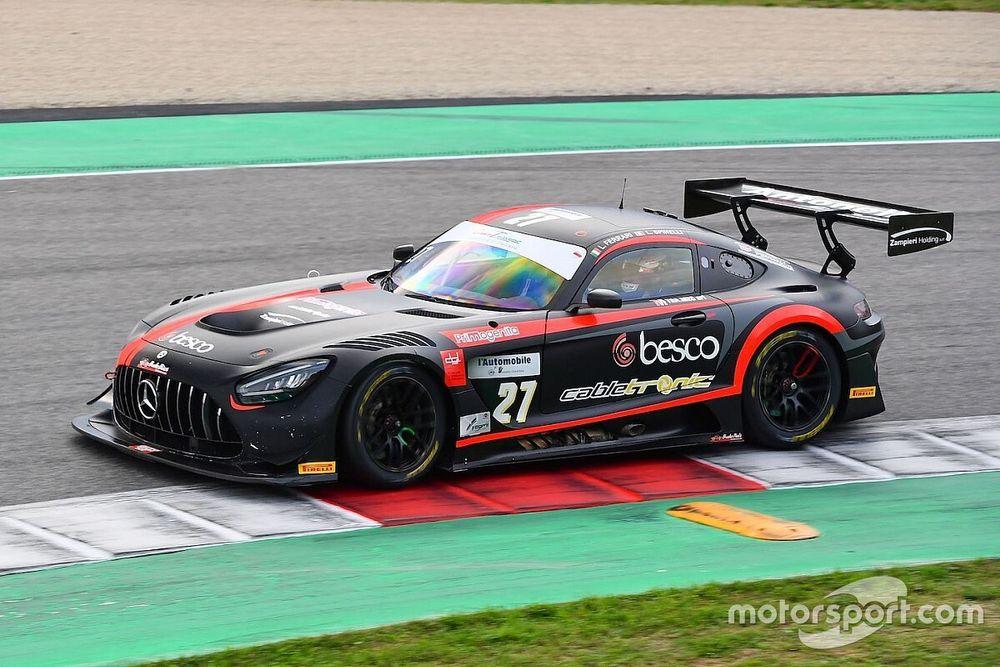 GT Italiano, Mugello: Gara 2 a Spinelli e Ferrari