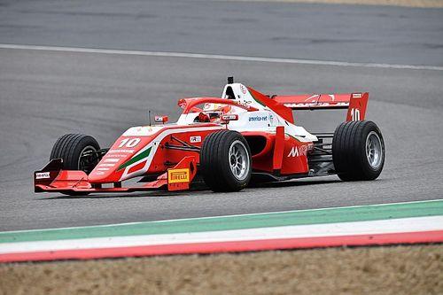 Petecof chega em quarto na primeira corrida de Mugello da Formula Regional e mantém liderança