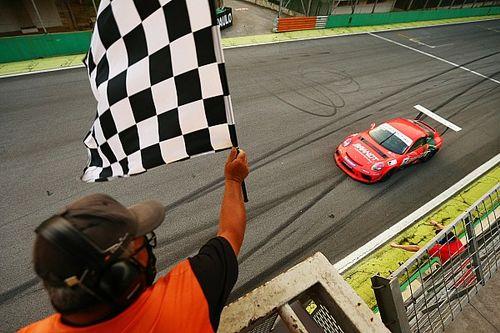 Porsche Cup: Paludo domina e vence corrida 1 em Interlagos