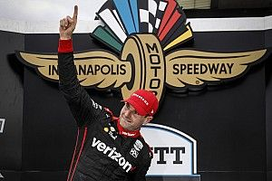 Power happy for Roger Penske after poor showing at Indy 500