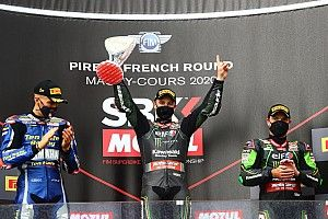 Magny-Cours WSBK: Rea wins, BMWs wiped out at start