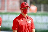 Schumacher and Ilott to get first F1 practice runs