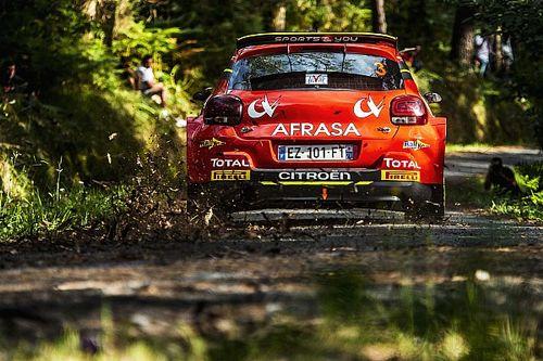 Las mejores fotos del espectacular Rally de Ferrol del CERA 2020