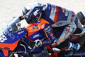 "MotoGPスティリア決勝:中上貴晶、""悔しすぎる""7位……初表彰台は幻に。優勝はオリベイラ"