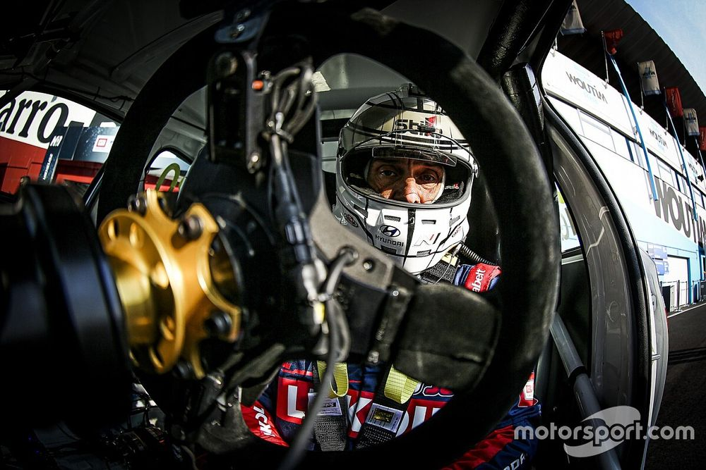 """WTCR, Tarquini: """"All'Hungaroring per andare ancora a podio"""""""