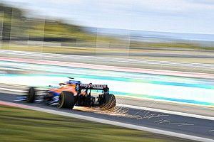 Sainz, contrariado por el rendimiento de las mejoras de McLaren