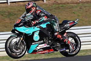 Quartararo: Poor Mir qualifying won't dictate race strategy